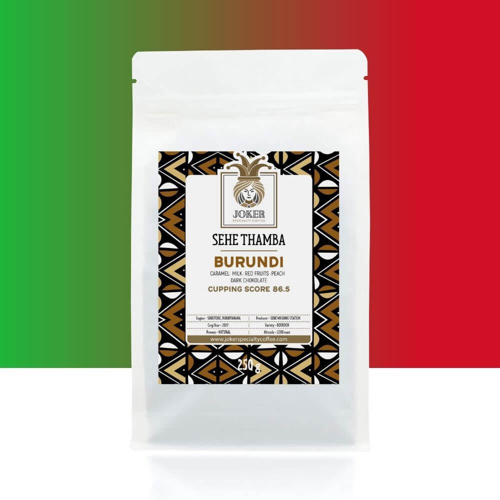 Burundi Sehe Thamba