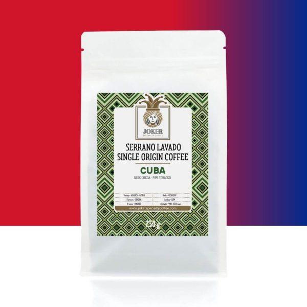 Cuba Serrano Lavado Single Origin Coffee