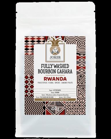 Rwanda Fully Washed Bourbon Gahara